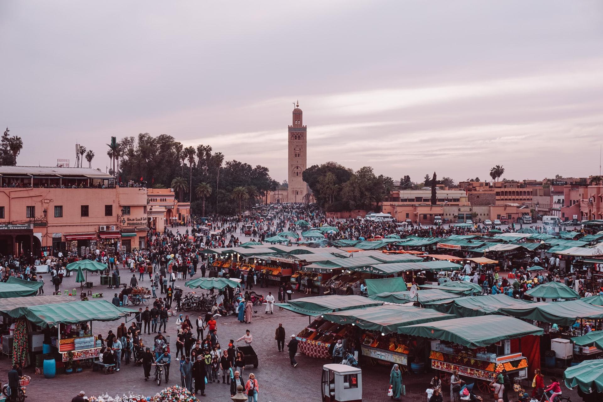 Maroko jako jedna z najbardziej pożądanych destynacji